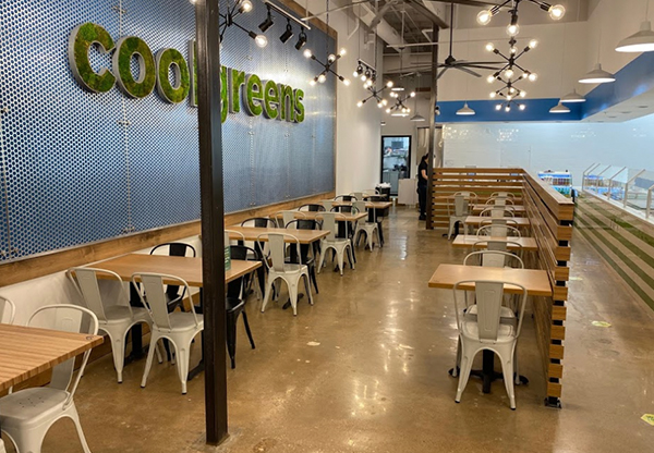 Coolgreens Old Town Dallas