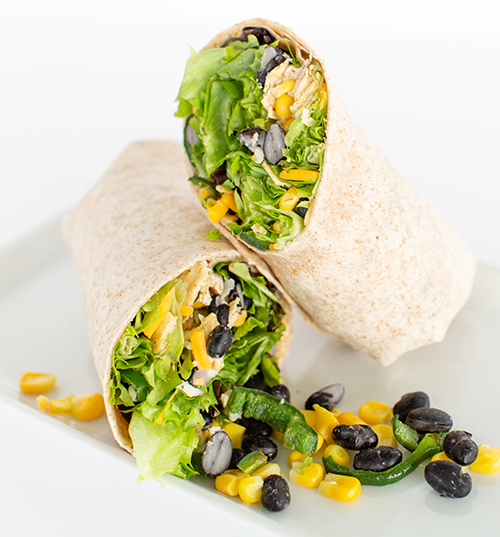 Southwest Spicy Wrap
