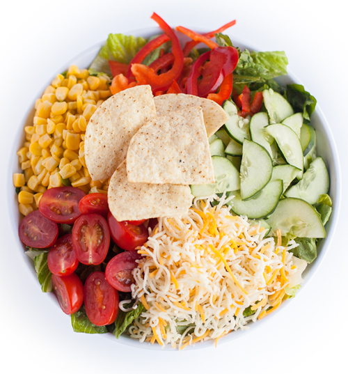 Chipotle Ranch Salad